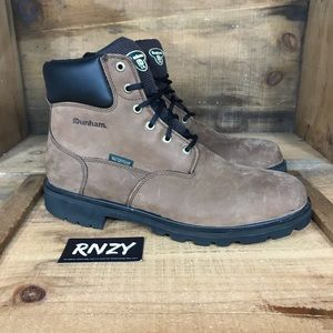 Dunham Waterproof Boots Wide